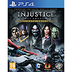 more details on Injustice: Gods Amongst Us Ultimate Edition PS4 Game.
