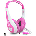more details on KidzPLAY PS3 Stereo Gaming Headset - Pink.