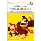 more details on Nintendo E-Shop Card - £25.