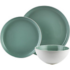 more details on Heart of House Sherbourne 12 Piece Dinner Set - Duck Egg.