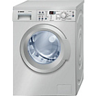 more details on Bosch WAQ2836SGB 8KG 1400 Spin Washing Machine-Ins/Del/Rec.