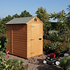 more details on Rowlinson Security Shed - 6ft x 4ft.