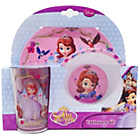 more details on Sofia the First 6 Piece Childrens Tableware Set.