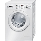 more details on Bosch WAQ283S1GB 8KG 1400 Spin Washing Machine - Exp Del.