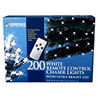 more details on 200 Remote Control LED Lights - White.