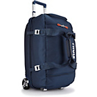 more details on Thule Crossover 56 Litre Rolling Duffel Bag - Navy.