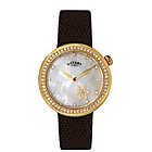 more details on Rotary Ladies' Flower Dial Strap Watch.