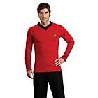 more details on Rubies Star Trek Classic Deluxe Red Shirt Costume - Large.