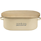more details on Typhoon Vintage Kitchen Bread Bin - Cream.