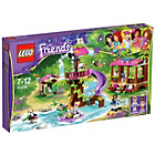 more details on LEGO® Friends Jungle Rescue Base - 41038.