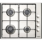 more details on Beko HIZG64120SX Gas Hob - Stainless Steel.