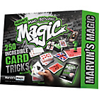more details on Marvin's Magic 250 Incredible Card Tricks.