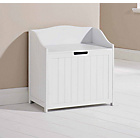 more details on Colonial Storage Hamper - White.