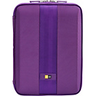 more details on Case Logic iPad Case - Purple.
