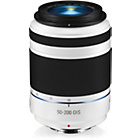 more details on Samsung 50-200mm f/4.0-5.6 OIS III Telephoto Lens - White.