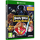more details on Angry Birds: Star Wars Xbox One Game.