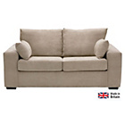 more details on Heart of House Eton Fabric Sofa Bed - Light Grey.