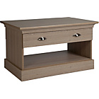 more details on Chelsea 1 Drawer Coffee Table - Oak Effect.