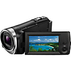 more details on Sony CX330 Full HD Camcorder - Black.