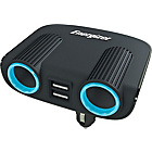 more details on Energizer 12V Twin Socket and Twin USB Adapter.