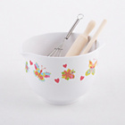 more details on Pretty Butterfly Mixing Bowl and Utensils Set.