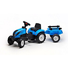 more details on Landini Power Tractor and Trailer.