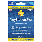 more details on Sony Playstation Plus Membership - 12 Months.