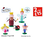 more details on Ben and Holly 5 Figure Pack.