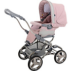 more details on Bebecar Stylo Combination Pushchair - Candy Floss.