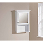 more details on Colonial Mirror Cabinet - White.