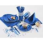 more details on Solid Colours Complete Party Kit - Royal Blue.