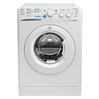 more details on Indesit XWSC61251W 6KG 1200 Washing Machine - Ins/Del/Rec.