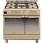more details on Hoover HGD9395IV Dual Fuel Range Cooker - Ivory.