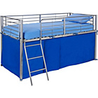 more details on Blue Tent for Mid Sleeper Bed.