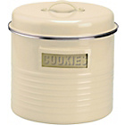 more details on Typhoon Vintage Kitchen Large Storage Canister - Cream.