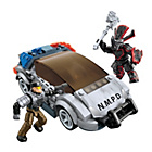 more details on Mega Bloks Halo NMPD Police Cruiser.