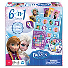 more details on Disney Frozen 6-in-1 Board Game.