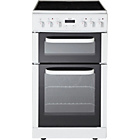 more details on Bush BEDC50W Electric Cooker- White/Exp Del.