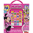 more details on Disney Mickey Mouse Clubhouse Minnie E-Reader.