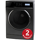 more details on Russell Hobbs RH1250RTGSW 7KG 1200 Washing Machine -Ins/Rec.