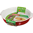 more details on Pyrex 26cm Ceramic Round Pie Dish - Red.