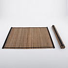 more details on Creative Tops 4 Coconut Leaf Mats - Black.