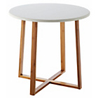 more details on Habitat Drew Low Side Table - Bamboo.