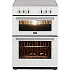 more details on Stoves SEC60DO Double Electric Cooker - White/Ins/Del/Rec.