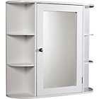 more details on Chatsworth Mirror Cabinet - White.