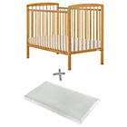 more details on Starlight Cot and Mattress - Pine.