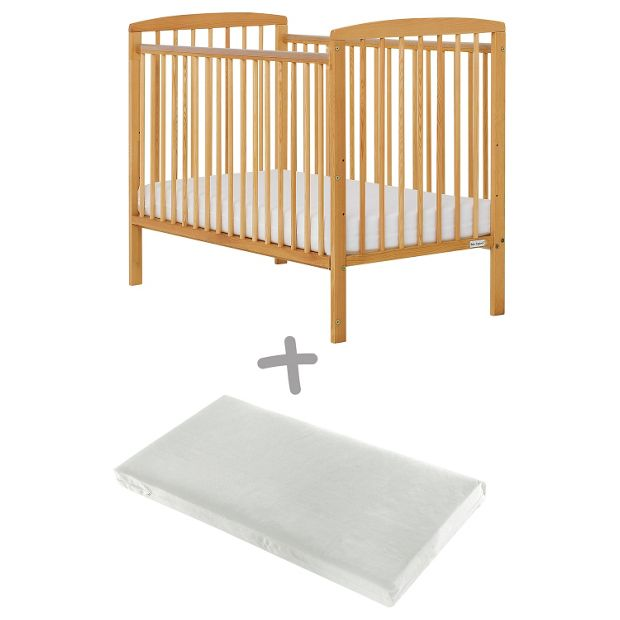buy starlight cot and mattress pine at. Black Bedroom Furniture Sets. Home Design Ideas