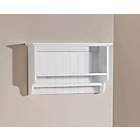 more details on Mountrose Colonial Towel Rail with Shelf.