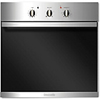 more details on Baumatic BSO612SS Single Electric Oven - Stainless Steel.