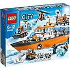 more details on LEGO City Arctic Ice Breaker - 60062.